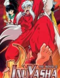 InuYasha the Movie 4: Fire on the Mystic Island (Dub)